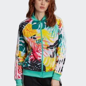 Adidas tropical type jacket